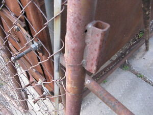 Gate Frame  4 Ft x 8 Ft Only One (1) Left. Kawartha Lakes Peterborough Area image 4