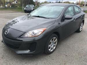 2013 Mazda Mazda3 GX GROUP ELECT 69,000KM AUTOMATIQUE