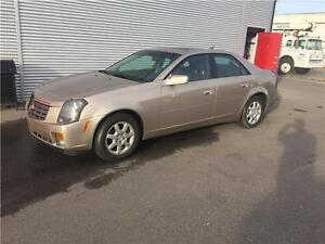 2005 Cadillac CTS 2.8L LEATHER ROOF ONLY 93KM MUST SEE