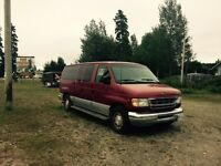 2002 Ford E-150 Other 7 passenger Van