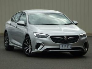 2019 Holden Commodore ZB MY19.5 RS Liftback Silver 9 Speed Sports Automatic Liftback Sunbury Hume Area Preview