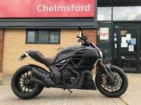 Ducati Diavel 1200 Diesel Limited Edition - ONLY 416 MILES, RARE & COLLECTIBLE