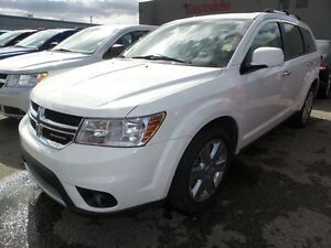 2012 Dodge Journey R/T AWD @ DOWN FINANCING