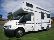Suncamper Sheffield – AUTO – HUGE LOUNGE - IMMACULATE Glendenning Blacktown Area Preview