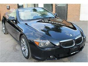 2007 BMW 6 Series 650i *ONE OWNER | FULL LOADED*