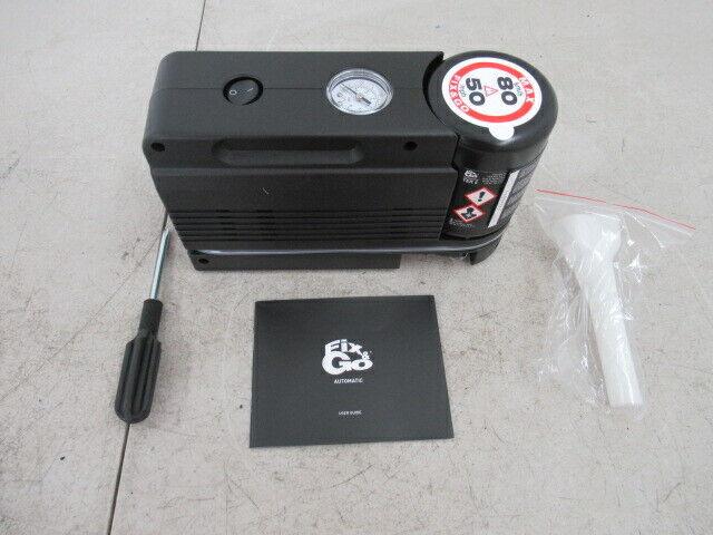 Fix & Go Sensor Tek Automotive Tire Repair Kit W Sealant ...