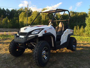 2014 Pitster Pro Double X 200