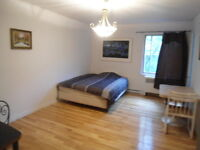 STUDIO ACCROSS PLAZA COTE DES NEIGES VERY COMFORTAB