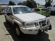 2003 Jeep Grand Cherokee WG Laredo (4x4) White 4 Speed Automatic 4x4 Wagon Salisbury Plain Salisbury Area Preview