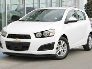 2016 Chevrolet Sonic Certified | Turbocharged | Remote Vehicle S