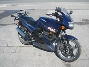 Preowned 2003 Kawasaki Ninja 500 EX in Excellent shape!