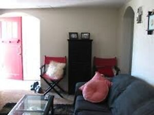 Comfy Well maintained 2 Bedroom lowerlevel Unit avail Sept 1st