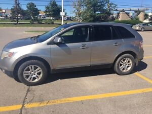 2008 Ford Edge Propane and Gas SUV, Crossover