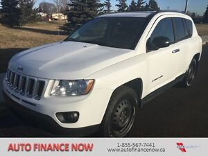 2012 JEEP COMPASS FULLY LOADED// FREE LIFETIME OIL CHANGES//