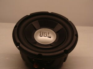 JBL GTO804 Reduced Depth 8-Inch Subwoofer