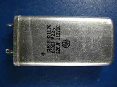 Tantalum Capacitor Ge 320uf112v Wet Slug
