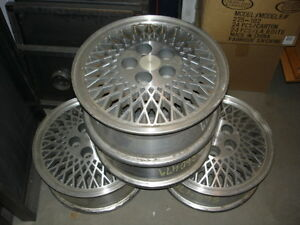 Chrysler Diamond spoke Rims