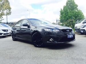 2009 Ford Falcon FG XR6 Grey 5 Speed Auto Seq Sportshift Sedan Beckenham Gosnells Area Preview