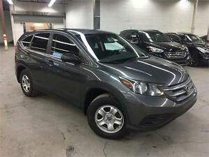 HONDA CR-V LX 2012 AWD / CAMERA / 120700KM!