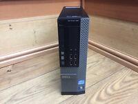 Dell OptiPlex 990 SFF Quad i7-2600 3.40GHz 8GB DDR3 320GB HDD DVD-RW Win 7 PC