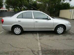 2005 Nissan Pulsar N16 MY04 ST 5 Speed Manual Sedan Clearview Port Adelaide Area Preview
