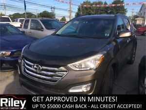 2013 Hyundai Santa Fe Premium STARTING AT $147.40 BI-WEEKLY