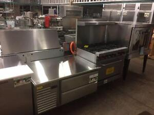 NOW OPEN - THE ULTIMATE IN NEW & USED RESTAURANT EQUIPMENT