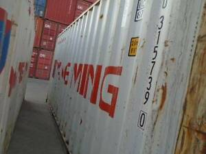 20' SHIPPING CONTAINER SALE $1600 + gst Brisbane City Brisbane North West Preview