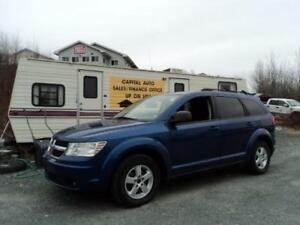 129$ BI WEEKLY OAC! 2010 Dodge Journey 7 PASSENGER!!! NEW MVI!