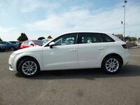 Audi A3 TDI SPORT (white) 2014-12-10