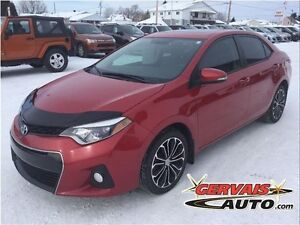 Toyota Corolla S Cuir Toit Ouvrant A/C MAGS 2014