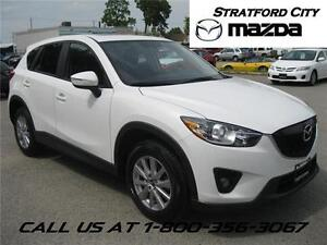 2015 Mazda CX-5 GS FWD POWER SUNROOF! HEATED SEATS! NEW TIRES!