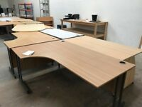 Office Tables - Not Required Good Condition