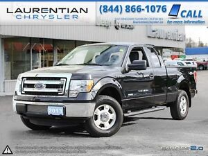 2013 Ford F-150 -BUILT FORD TOUGH!