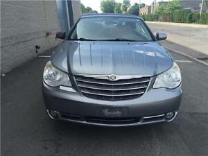 CHRYSLER SEBRING 2008 CONVERTIBLE TOURING 150000KM AUTOMATIC
