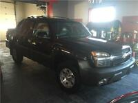 2003 Chevrolet Avalanche V8  5.3L/325HP THE NORTH FACE EDITION