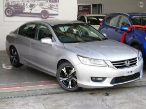 2015 Honda Accord 9th Gen MY15 VTi-S Silver 5 Speed Sports Automatic Sedan Doncaster Manningham Area Preview