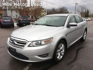 2012 Ford Taurus SEL AWD Bluetooth Backup Cam Leather Sunroof He