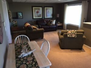 Beautiful furnished short term rental