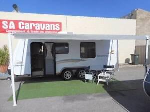 2012 Jayco Sterling Caravan Hampstead Gardens Port Adelaide Area Preview