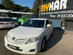 2010 Toyota Camry ACV40R 09 Upgrade Altise White 5 Speed Automatic Sedan Islington Newcastle Area Preview