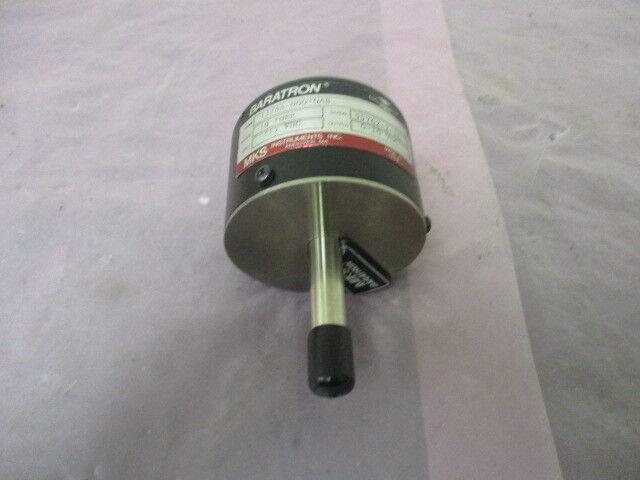 Mks Baratron 122aa-00010ab Pressure Transducer, Type 122a, 10 Torr, 410297