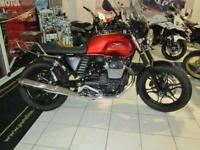 Moto Guzzi V7 11 STONE ABS WITH ONLY 4206 MILES FROM NEW