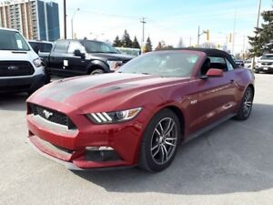 2016 Ford Mustang GT Premium, Leather, Back Up Camera, Heated Se