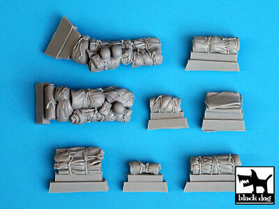 Black Dog 1/35 M18 Hellcat Tank Destroyer Accessories for Academy kit #T35026