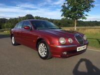 2003 Jaguar S-Type V6 se automatic 12 months mot cheap luxury car