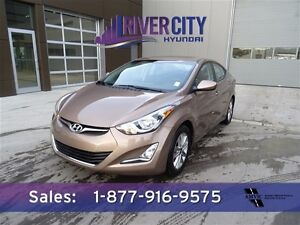 2016 Hyundai Elantra SPORT Heated Seats,  Sunroof,  Back-up Cam,