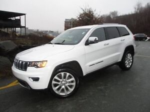 2017 JEEP GRAND CHEROKEE Limited V6 4X4 (HEATED LEATHER SEATS, H