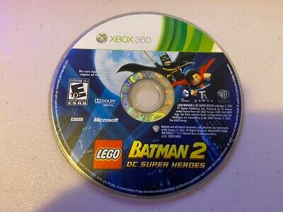 LEGO Batman 2: DC Super Heroes - Xbox 360 - DISC ONLY