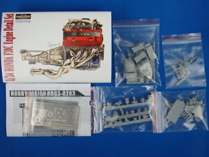 HOBBY DESIGN HD03-0283 1/24 Honda F20C Engine Detail Set